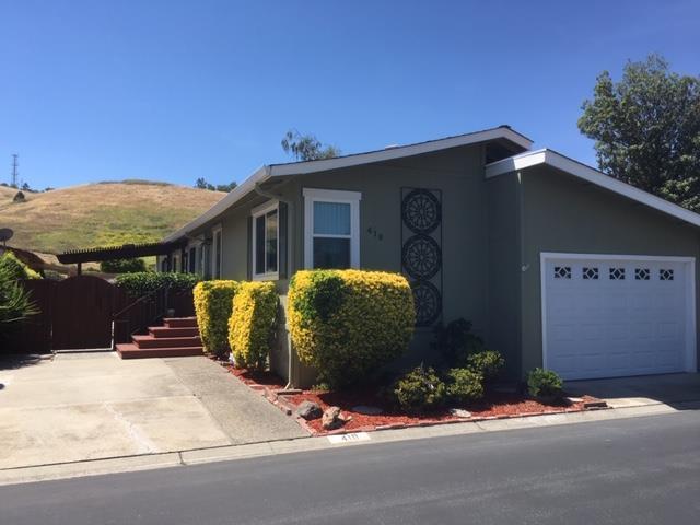 2320 Canoas Garden Ave 419, San Jose, CA 95125 (#ML81756693) :: Keller Williams - The Rose Group