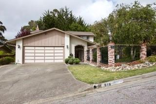 916 Park Pacifica Ave, Pacifica, CA 94044 (#ML81758526) :: Strock Real Estate