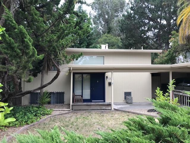 1044 Morrissey Blvd, Santa Cruz, CA 95065 (#ML81760941) :: Strock Real Estate