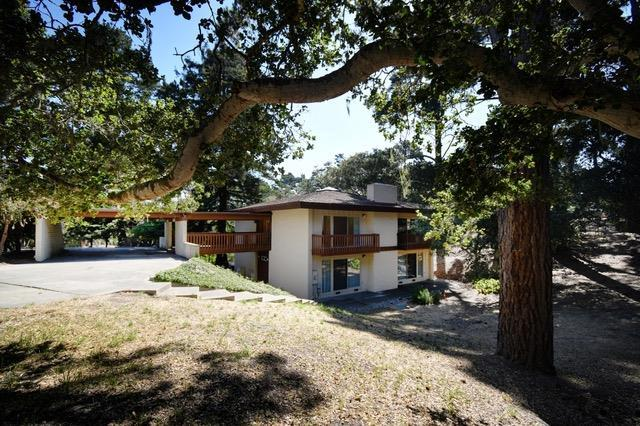 1125 Alta Mesa Rd, Monterey, CA 93940 (#ML81762180) :: Strock Real Estate