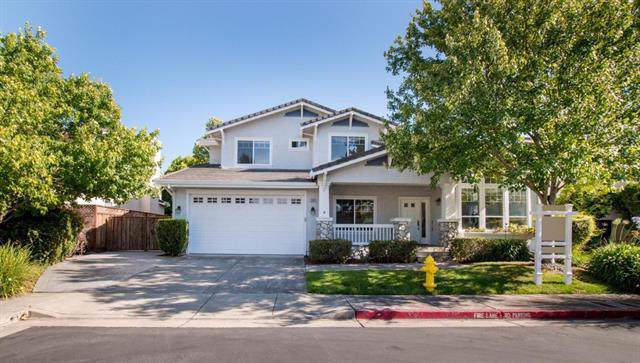 1268 Blue Parrot Ct, Gilroy, CA 95020 (#ML81768786) :: The Realty Society