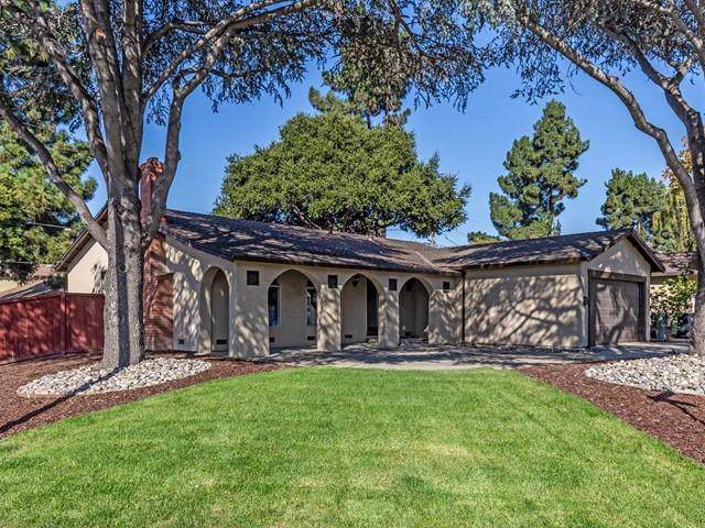 1179 Bodega Dr, Sunnyvale, CA 94086 (#ML81769298) :: The Goss Real Estate Group, Keller Williams Bay Area Estates