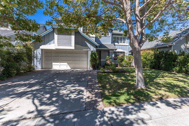 1402 Melbourne St, Foster City, CA 94404 (#ML81770462) :: The Gilmartin Group