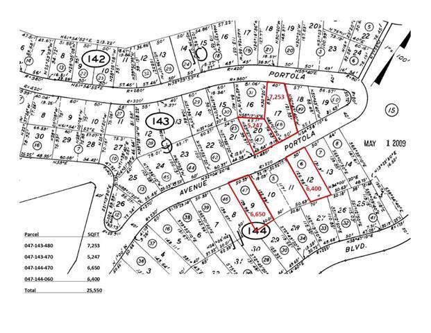 0 Avenue Portola, El Granada, CA 94018 (#ML81771766) :: The Kulda Real Estate Group