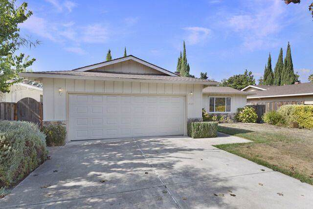 1265 Eden Ave, San Jose, CA 95117 (#ML81772658) :: Maxreal Cupertino