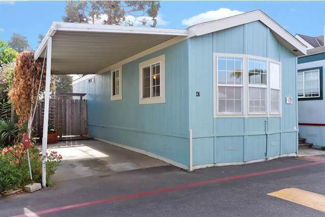 170 W Cliff Dr 47, Santa Cruz, CA 95060 (#ML81772800) :: Maxreal Cupertino