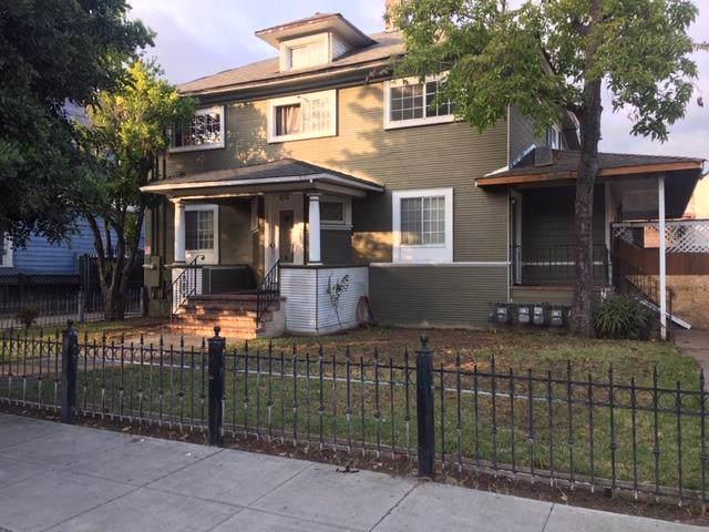 826 S 3rd St, San Jose, CA 95112 (#ML81772965) :: The Goss Real Estate Group, Keller Williams Bay Area Estates
