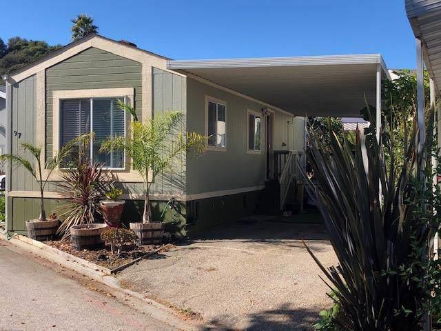 999 Old San Jose 97, Soquel, CA 95073 (#ML81773228) :: Schneider Estates