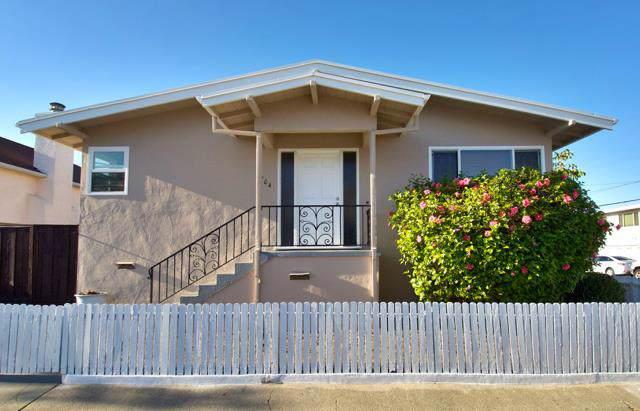 704 San Felipe Ave, San Bruno, CA 94066 (#ML81774100) :: The Gilmartin Group