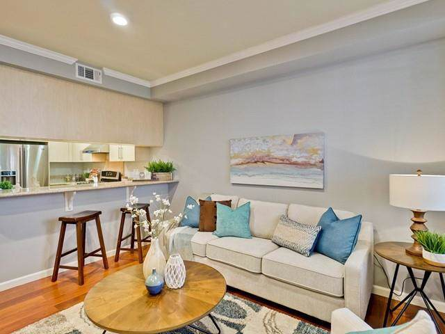 1069 Saginaw Ter 102, Sunnyvale, CA 94089 (#ML81774733) :: Strock Real Estate