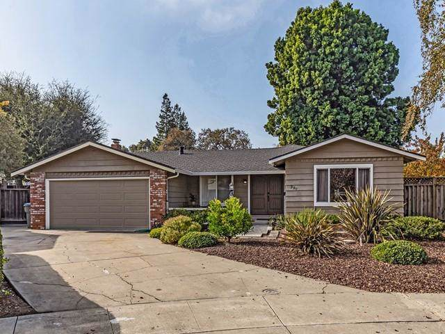 990 Scotsglen Ct, San Jose, CA 95136 (#ML81774917) :: The Realty Society