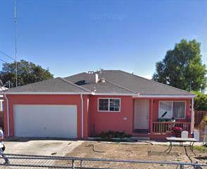 160 Gardenia Way, East Palo Alto, CA 94303 (#ML81775362) :: The Realty Society