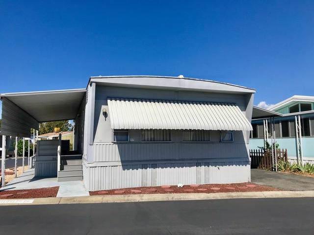 2150 Almaden 18, San Jose, CA 95125 (#ML81775590) :: The Sean Cooper Real Estate Group