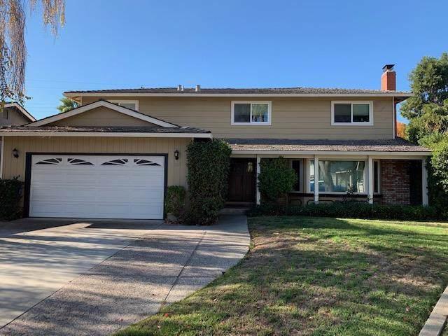2401 Westpark Dr, San Jose, CA 95124 (#ML81775888) :: Keller Williams - The Rose Group