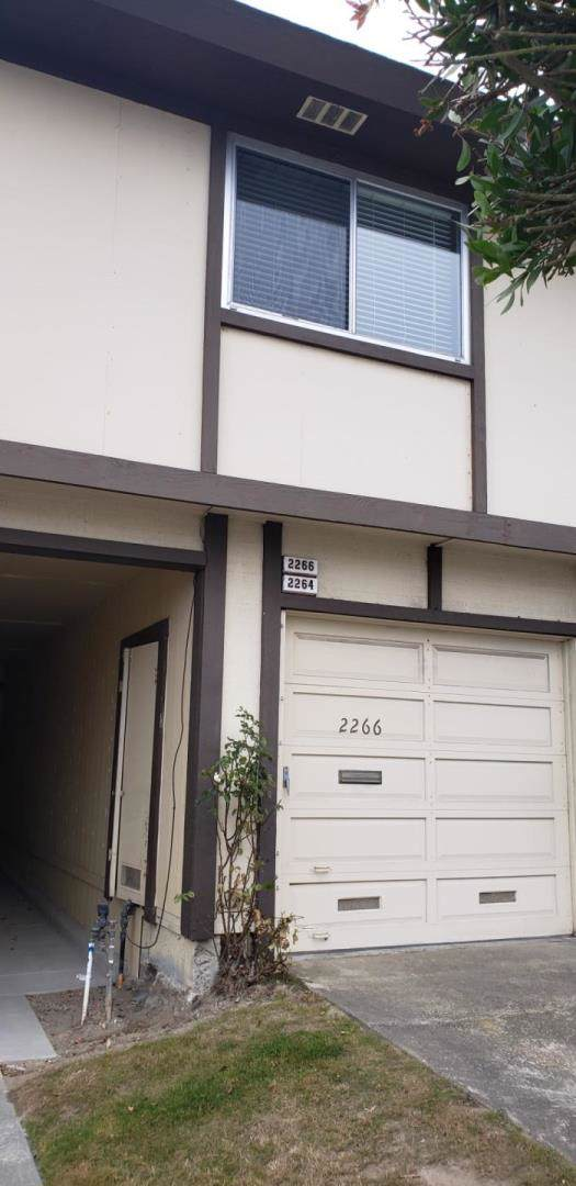 2266 Greendale Dr, South San Francisco, CA 94080 (#ML81775907) :: The Gilmartin Group