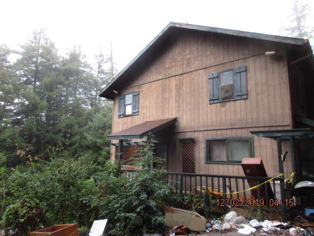 17386 Tressel Pass Rd, Boulder Creek, CA 95006 (#ML81777155) :: The Kulda Real Estate Group