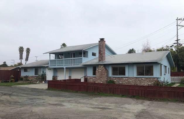 1020/1022 Lewis Cir, Santa Cruz, CA 95062 (#ML81777180) :: The Sean Cooper Real Estate Group