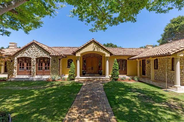 19581 Juna Ln, Saratoga, CA 95070 (#ML81779672) :: Real Estate Experts