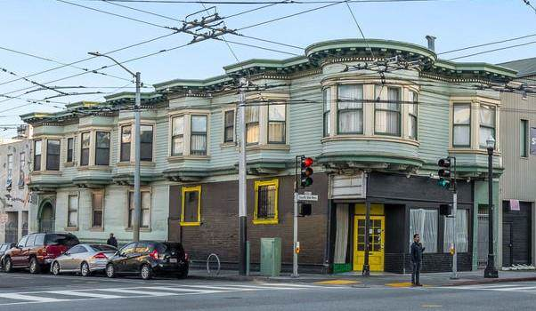 601 S Van Ness Ave, San Francisco, CA 94110 (#ML81780901) :: Real Estate Experts