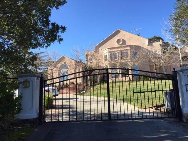 1531 Wedgewood Dr, Hillsborough, CA 94010 (#ML81784667) :: Alex Brant Properties