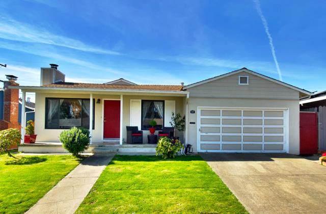 617 Joaquin Dr, South San Francisco, CA 94080 (#ML81785711) :: The Kulda Real Estate Group