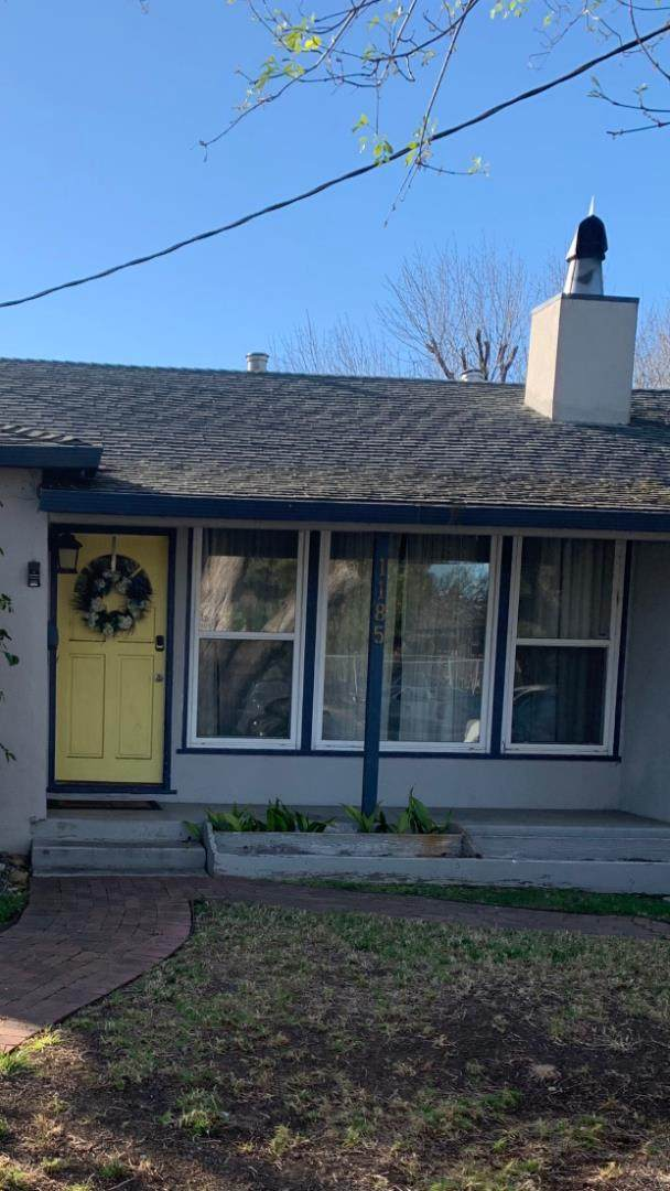 1185 Marsh Rd, Redwood City, CA 94063 (#ML81786690) :: Real Estate Experts