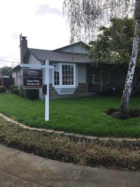 168 Donner Ct, Sunnyvale, CA 94086 (#ML81787814) :: Real Estate Experts