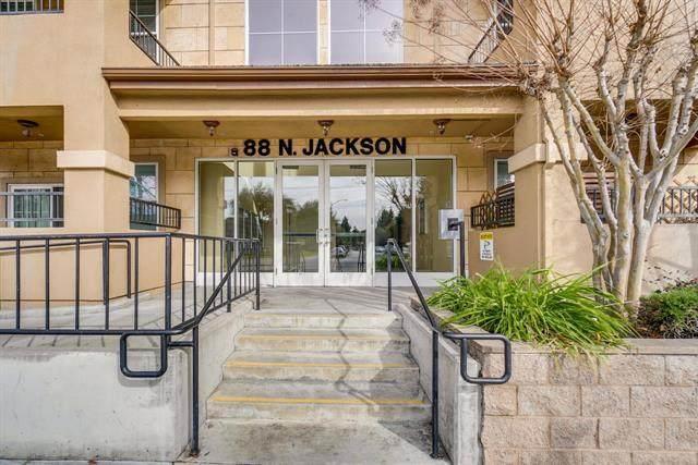 88 N Jackson Ave 208, San Jose, CA 95116 (#ML81787942) :: Real Estate Experts