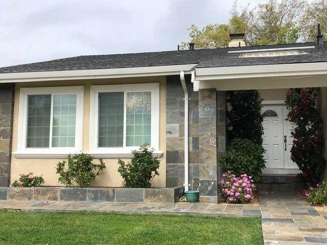 797 Honeywood Ct, San Jose, CA 95120 (#ML81788383) :: Real Estate Experts