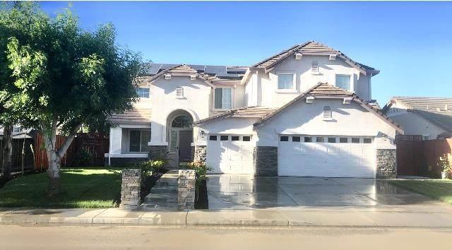 1262 Tulloch Dr, Tracy, CA 95304 (#ML81794307) :: Alex Brant Properties