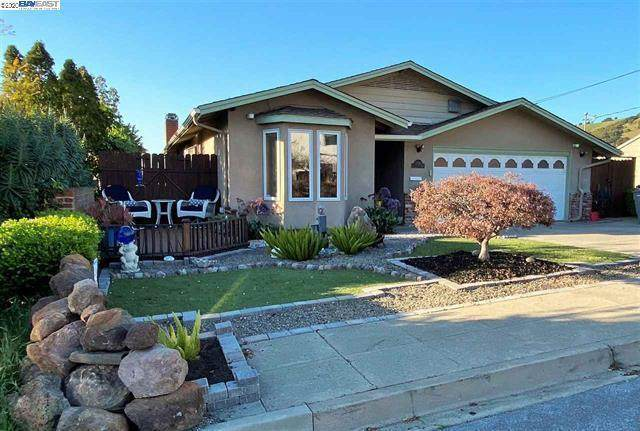 1430 E. Juana Ave, San Leandro, CA 94577 (#ML81794549) :: Strock Real Estate