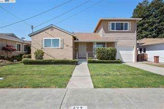 477 Nabor St, San Leandro, CA 94578 (#ML81794674) :: Strock Real Estate