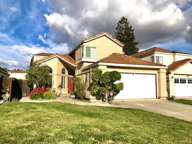 4420 Pampas Cir, Antioch, CA 94531 (#ML81795002) :: Strock Real Estate