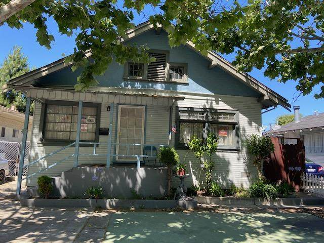 45 Cleaves Ave, San Jose, CA 95126 (#ML81795572) :: Real Estate Experts