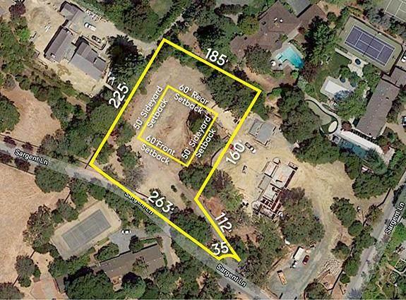 38 Sargent Ln, Atherton, CA 94027 (#ML81797082) :: Real Estate Experts