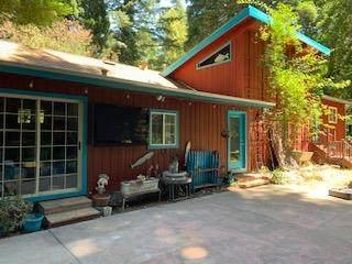 350 Manzanita Rd, Boulder Creek, CA 95006 (#ML81798947) :: Alex Brant Properties