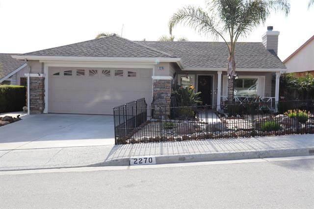 2270 Preston Ct, Hollister, CA 95023 (#ML81799346) :: Alex Brant Properties