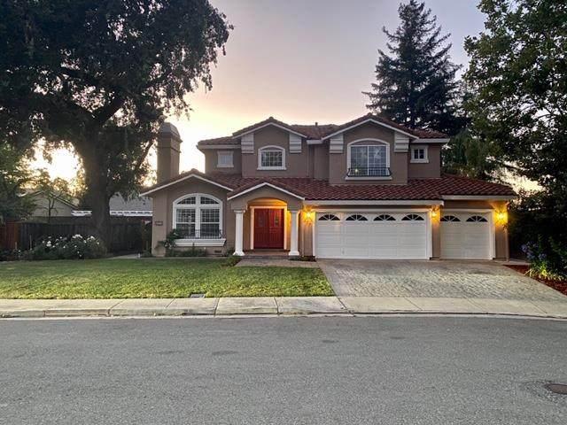 177 Sierra Ct, Morgan Hill, CA 95037 (#ML81799902) :: The Kulda Real Estate Group