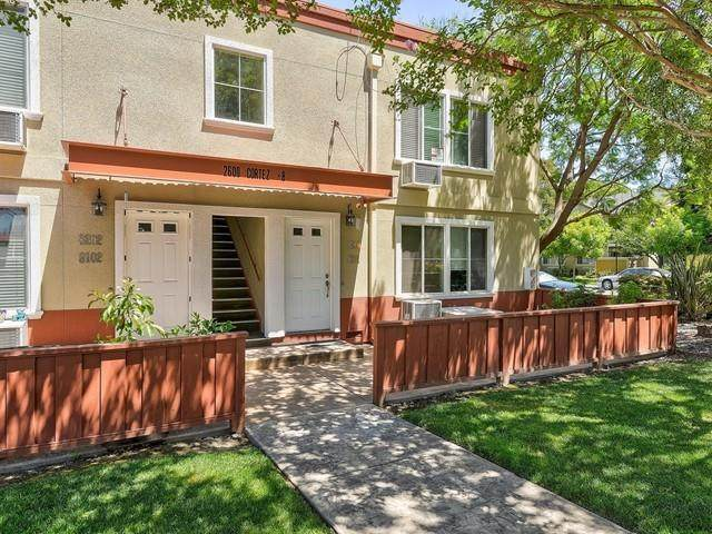 2600 Cortez Dr 8201, Santa Clara, CA 95051 (#ML81800519) :: The Sean Cooper Real Estate Group
