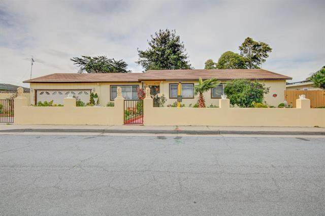 1619 Waring St, Seaside, CA 93955 (#ML81801232) :: Robert Balina | Synergize Realty