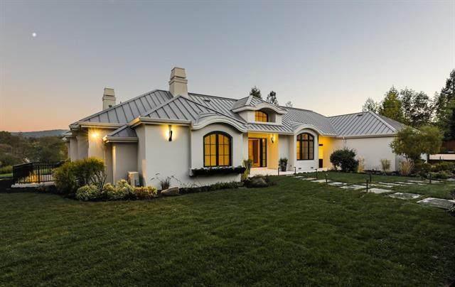 27466 Sunrise Farm Rd, Los Altos Hills, CA 94022 (#ML81803647) :: The Kulda Real Estate Group