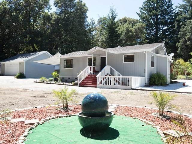 11900 Empire Grade, Santa Cruz, CA 95060 (#ML81804069) :: Strock Real Estate