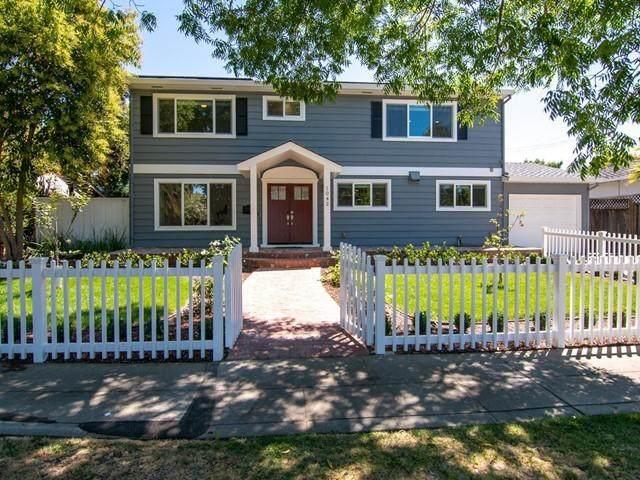 1042 Persimmon Ave, Sunnyvale, CA 94087 (#ML81804104) :: The Goss Real Estate Group, Keller Williams Bay Area Estates