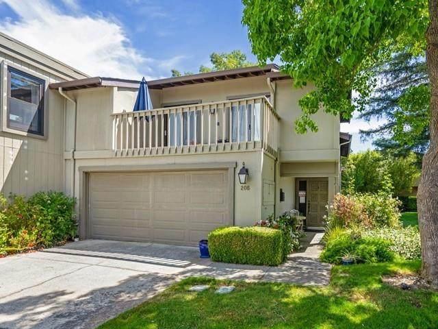 206 Altura Vista, Los Gatos, CA 95032 (#ML81804193) :: Live Play Silicon Valley