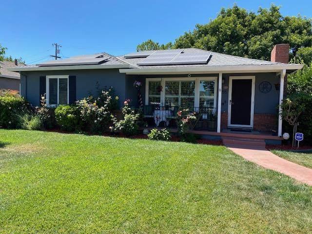 1255 Prevost St, San Jose, CA 95125 (#ML81805134) :: The Kulda Real Estate Group