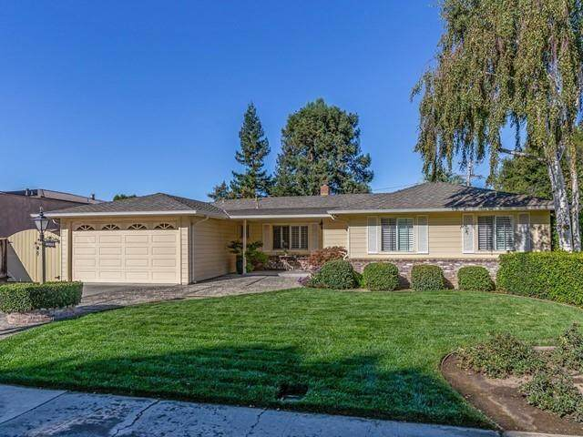 223 S Peter Dr, Campbell, CA 95008 (#ML81810508) :: The Sean Cooper Real Estate Group