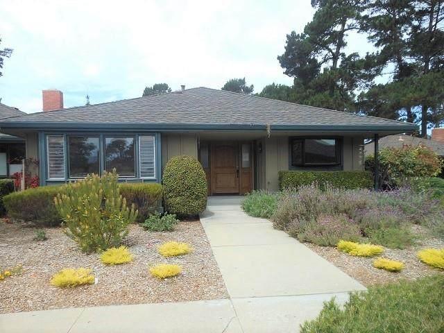 22 Del Mesa Carmel, Carmel, CA 93923 (#ML81811655) :: Alex Brant