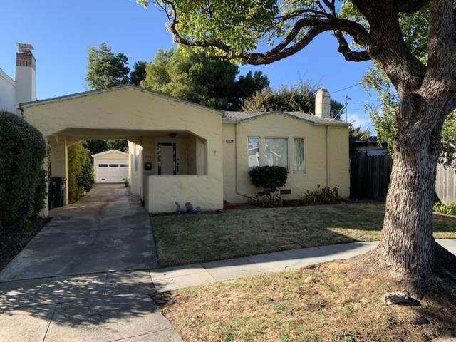 1110 Grove Ave, Burlingame, CA 94010 (#ML81812187) :: The Kulda Real Estate Group