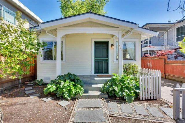 501 Redwood Ave, Redwood City, CA 94061 (#ML81812709) :: The Sean Cooper Real Estate Group