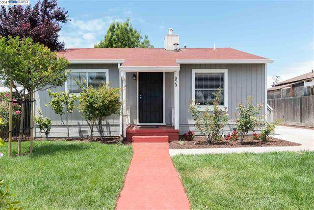 823 105th Ave, Oakland, CA 94603 (#ML81813646) :: Robert Balina | Synergize Realty